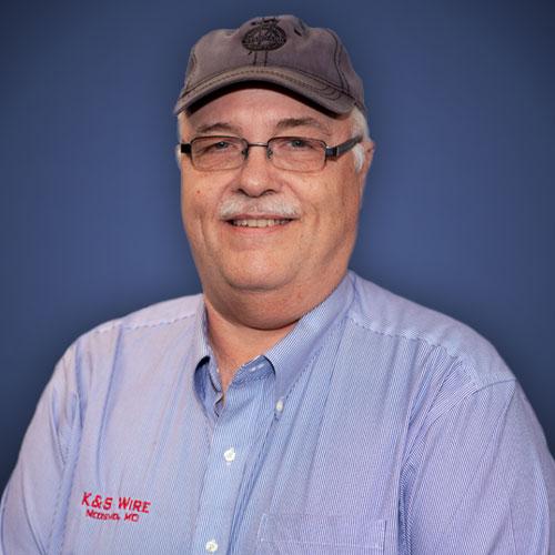 Danny Williams - Warehouse/Logistics Manager