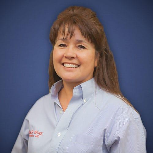 Judy Rickman - Production Manager