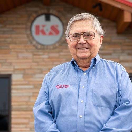 Gene Schwartz, Sr. - Chairman of the Board