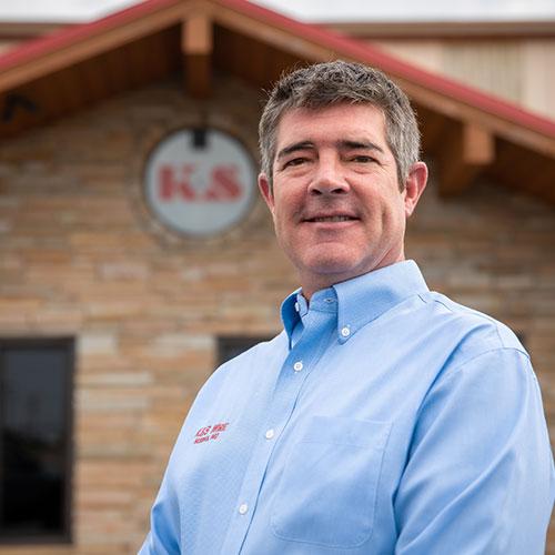 Joey Versluis - Vice President, Sales